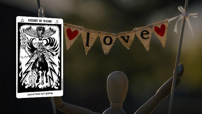 Таро гороскоп для Тельцов на март в любви и отношениях