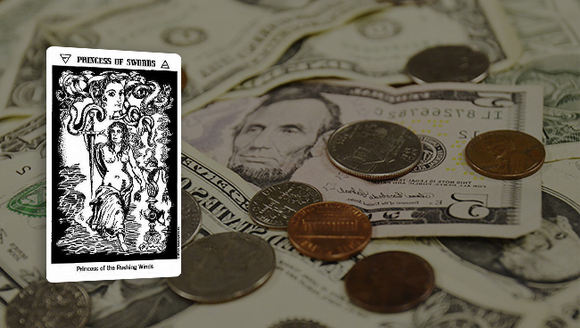 Таро гороскоп для Весов на март финансы