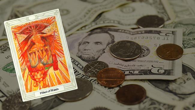 Таро прогноз для Близнецов на апрель в финансах, работе
