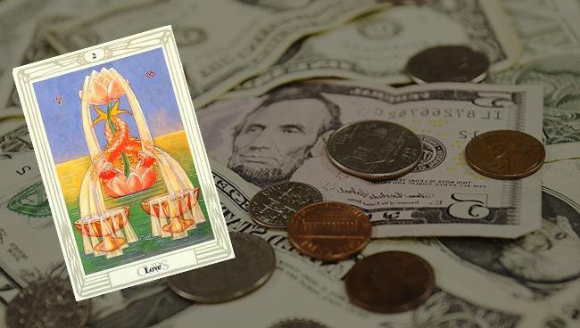 Таро прогноз для Дев на апрель в финансовой сфере