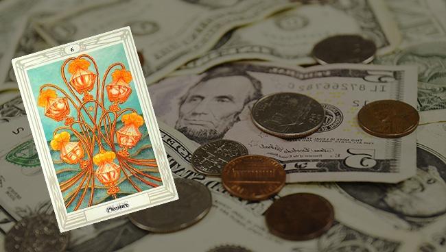 Таро прогноз для Козерогов на апрель в финансовой сфере