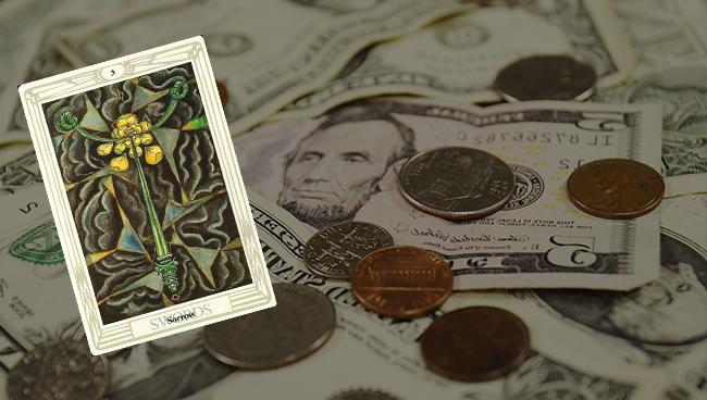 Таро прогноз для Львов на апрель в финансовой сфере
