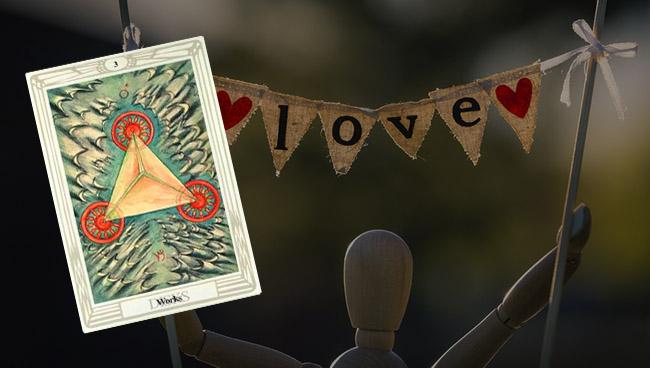 Таро прогноз для Овнов на апрель в любви и отношениях