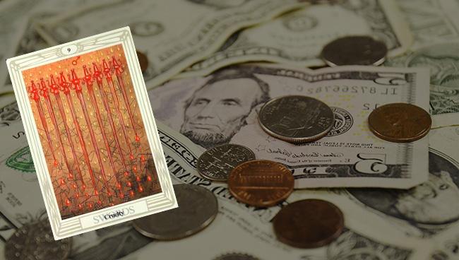 Таро прогноз для Раков на апрель в финансовой сфере