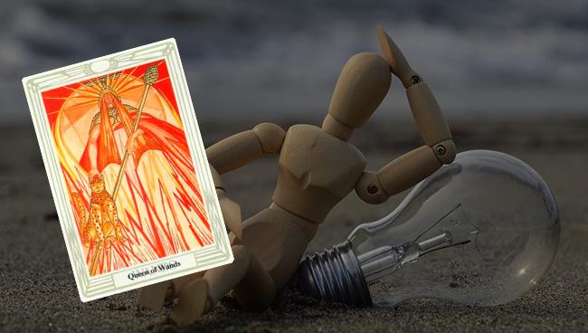 Таро прогноз для Скорпионов на апрель совет