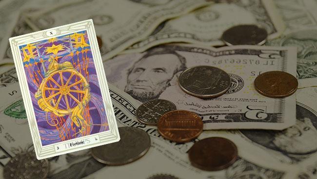 Таро прогноз для Стрельцов на апрель в финансовой сфере