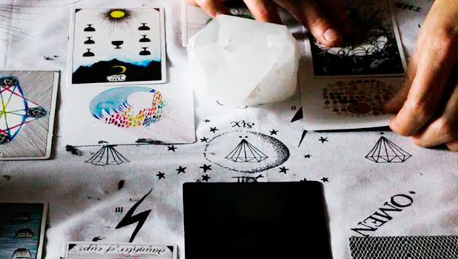 Карты Таро как инструмент в работе психолога