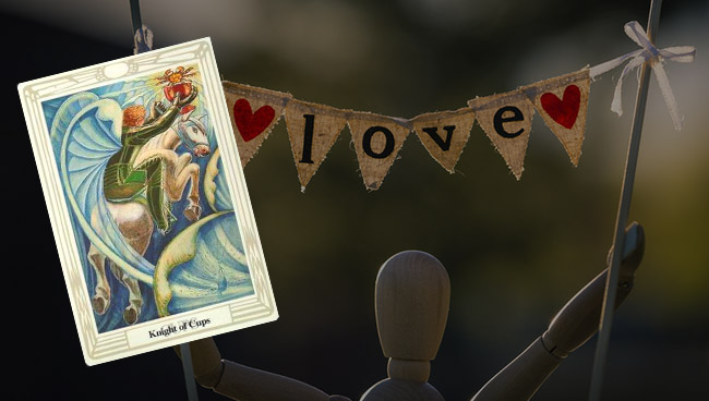 Таро прогноз для Тельцов на апрель в отношениях и любви
