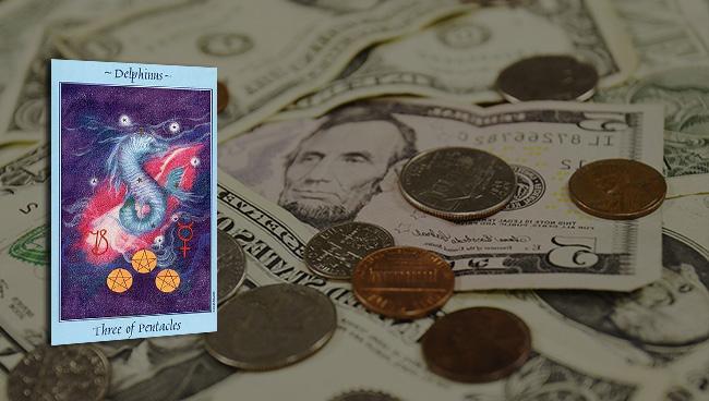 Таро прогноз для Близнецов на май в финансах и работе