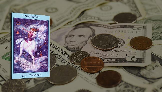 Таро прогноз для Дев на май в финансах и работе