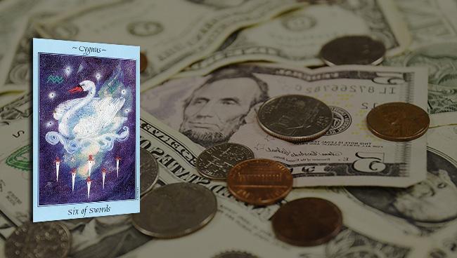 Таро прогноз для Львов на май в финансах и работе