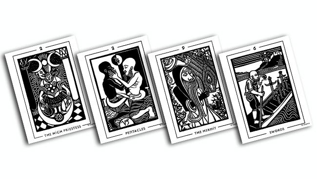 Таро Света и Тени (Light and Shadow Tarot)