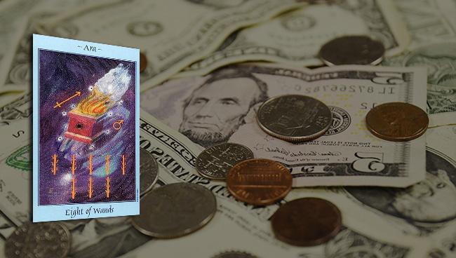 Таро прогноз для Козерогов на май в финансах и бизнесе