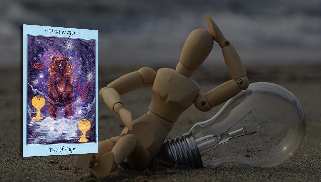 Таро прогноз для Рыб на май совет от Небесного Таро