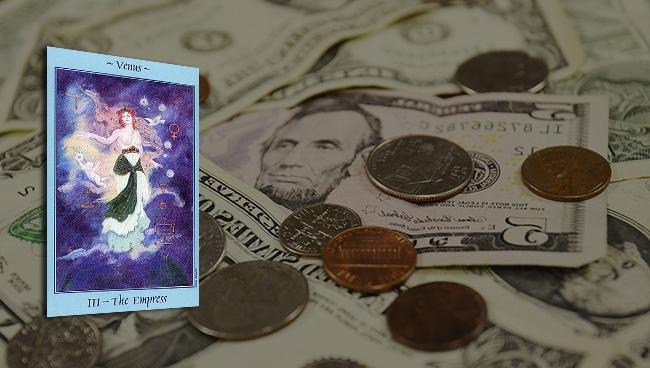 Таро прогноз для Скорпионов на май в финансах и бизнесе