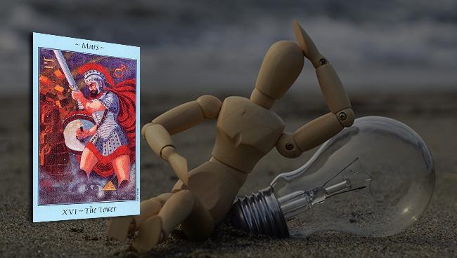 Таро прогноз для Скорпионов на май совет от Небесного Таро