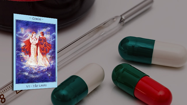 Таро прогноз для Стрельцов на май в вопросах здоровья