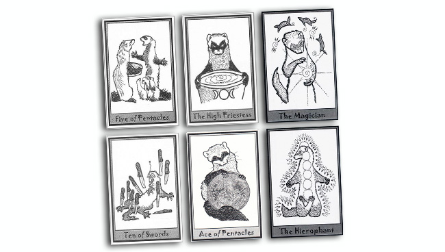 The Ferret Tarot