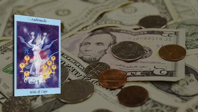 Таро прогноз для Водолеев на май в бизнесе и финансах