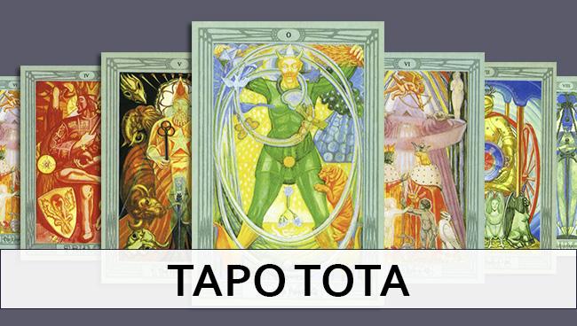 Галерея Таро Тота