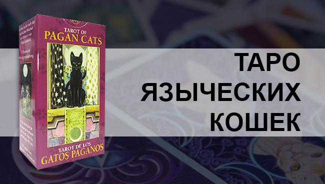 Таро Языческих Кошек