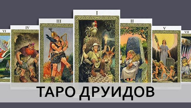 Галерея Таро Друидов