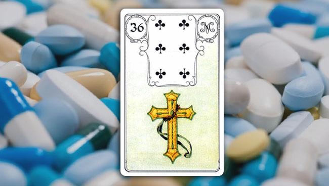 Крест Ленорман значение в медицинских вопросах