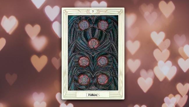 7 Дисков Таро Тота для любви и отношений