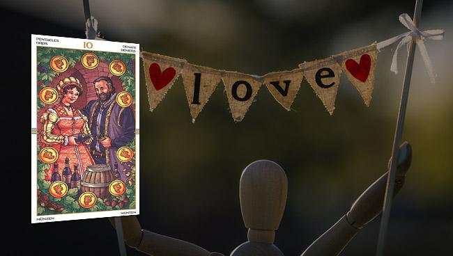 Любовный гороскоп Таро на июнь 2019 Тельцов