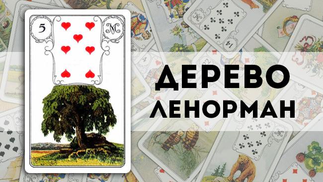 Дерево Ленорман