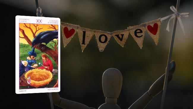 таро-гороскоп для Водолеев на июль любовь