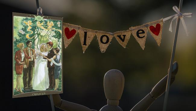 по прогнозу от карт на август 2019 Козерогам в любви
