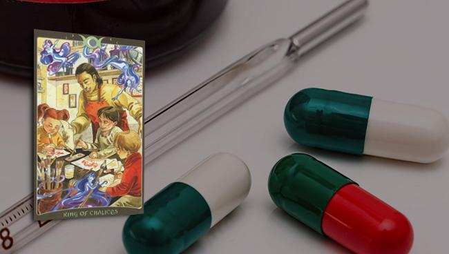 Гороскоп Таро для Овнов на август 2019 в здоровье