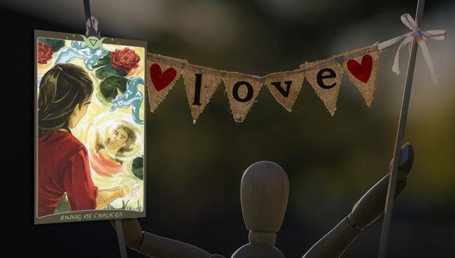 Гороскоп Таро для Овнов на август 2019 в любви