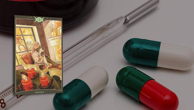Гороскоп Таро для Раков на август 2019 в здоровье