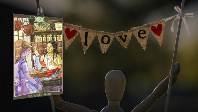 Гороскоп Таро для Скорпионов на август 2019 в любви