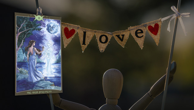 гороскоп Таро для Тельцов на август 2019 в любви