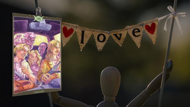 гороскоп Таро на август 2019 Весам в любви