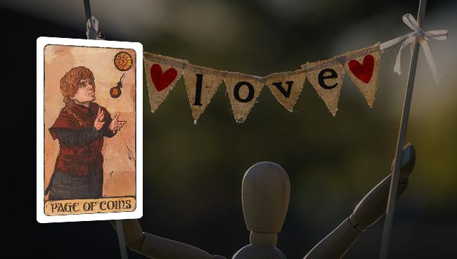 Таро-гороскоп для Козерогов на сентябрь в любви