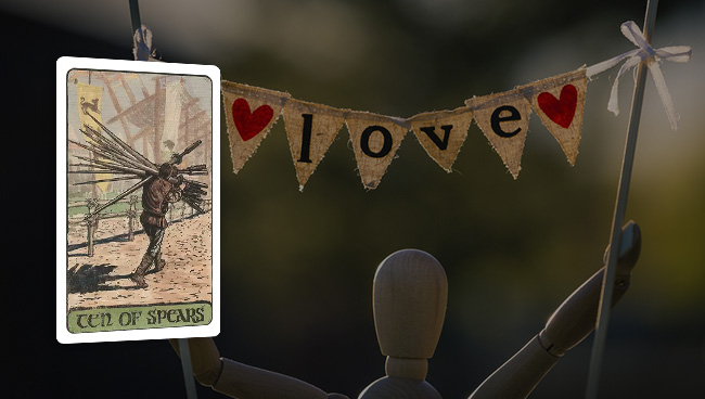 Таро-гороскоп для Стрельцов на сентябрь в любви