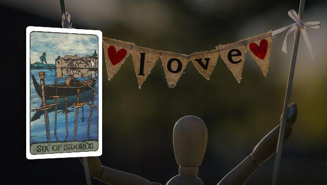 Таро-гороскоп для Весов на сентябрь в любви