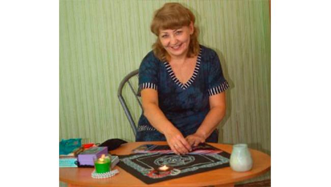 Лариса Галицкая