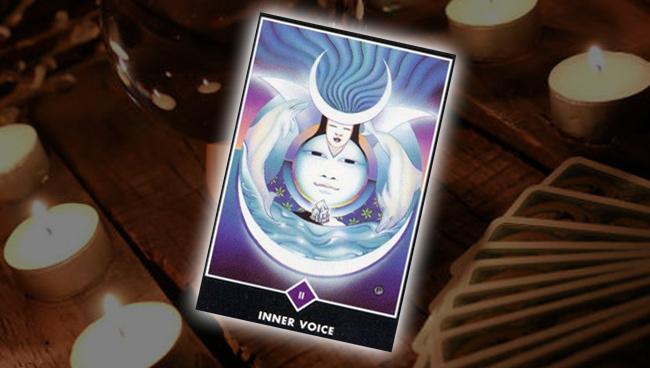 Внутренний Голос Ошо Дзен Таро: совет карты