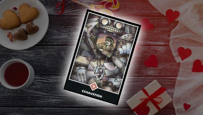 Девятка Огня – Истощение Ошо Дзен Таро в любви и отношениях