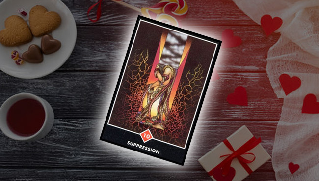 Десятка Огня – Подавление Ошо Дзен Таро в любви и отношениях