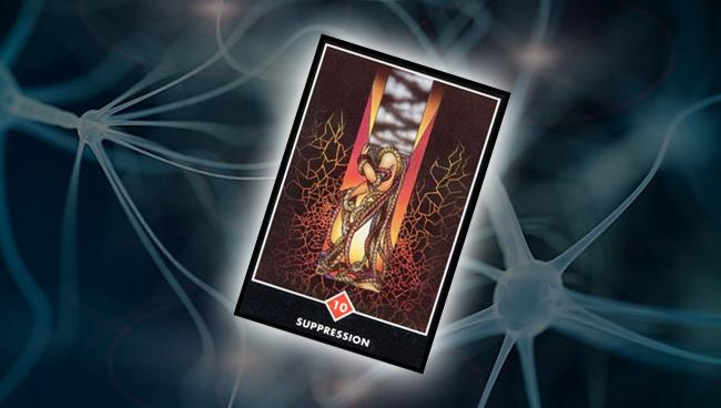 Десятка Огня – Подавление Ошо Дзен Таро: психоэмоциональное состояние