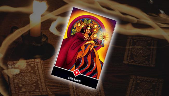 Королева огня – Щедрость Ошо Дзен Таро: эзотерическое значение