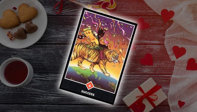 Шестёрка Огня – Успех Ошо Дзен Таро в любви и отношениях