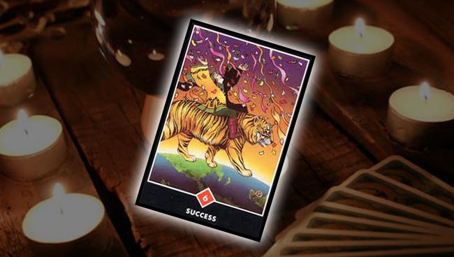 Шестёрка Огня – Успех Ошо Дзен Таро: совет карты