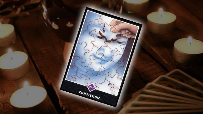 Завершённость Ошо Дзен Таро: совет карты
